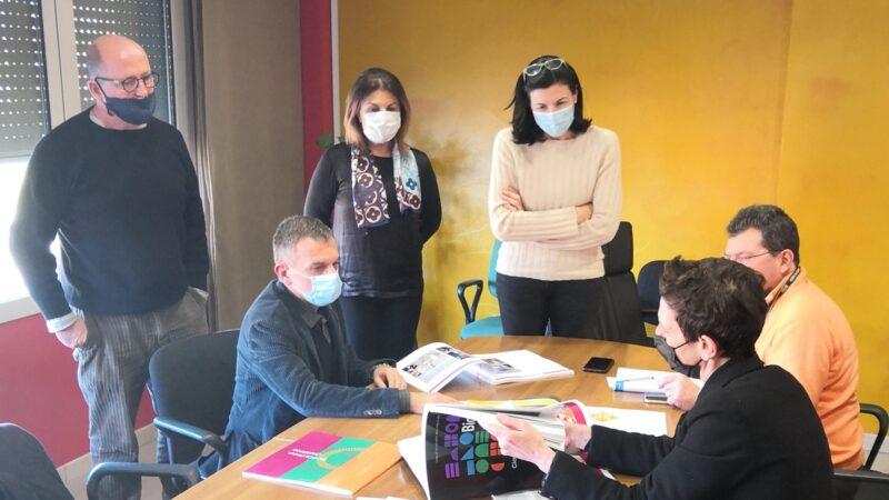 Ciampino – BioVie, presentati al Sindaco i progetti degli studenti della Facoltà di Architettura dell'Università La Sapienza