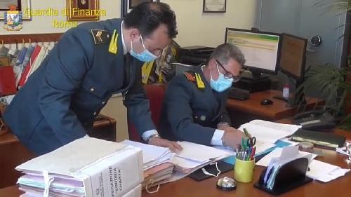 """Pomezia, Operazione """"Sordida Charta"""": scoperta frode fiscale per 43 milioni di euro"""