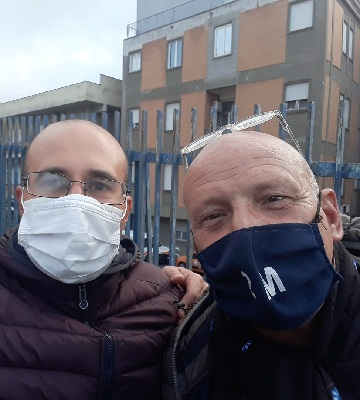 Mirko Fiasco-Fabio Martella: uniti per gli ospedali di Frascati e Marino