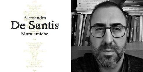"""Lanuvio, presentato a Fahrenheit (Rai Radio 3) """"Mura amiche"""" di Alessandro De Santis"""