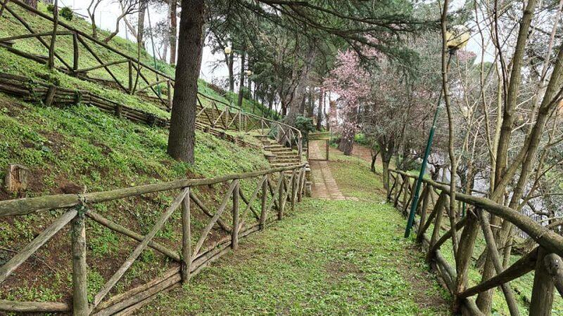 Colonna, Parco Tofanelli pronto alla riapertura totale