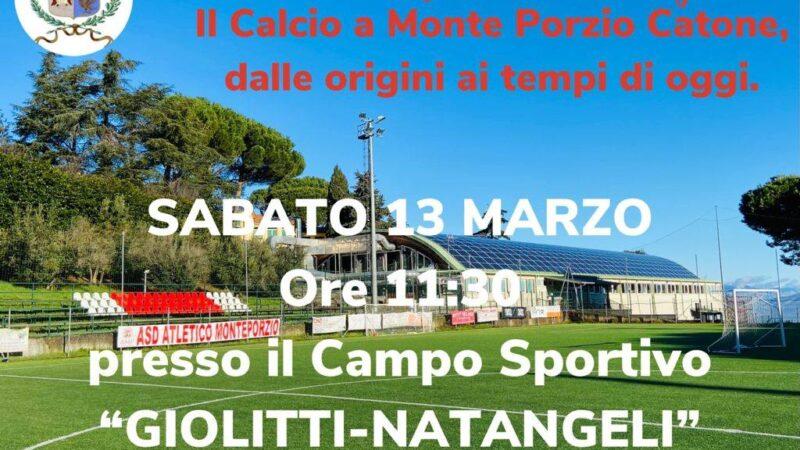"""Monte Porzio – Sabato 13 marzo l'evento """"Ricordando Giolitti-Natangeli"""""""