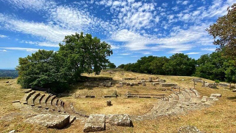 Castelli Romani, il arco Archeologico Culturale di Tuscolo riapre al pubblico!