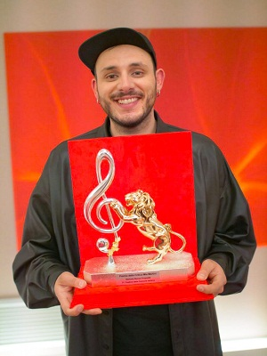 Grottaferrata, Wrongonyou a Sanremo vince il Premio Mia Martini (VIDEO)