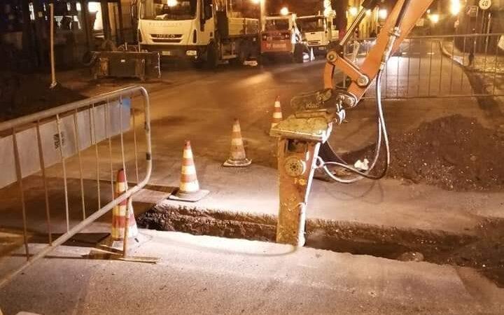 Castel Gandolfo – Sicurezza stradale: proseguono i lavori per installazione semaforo pedonale su via Garibaldi
