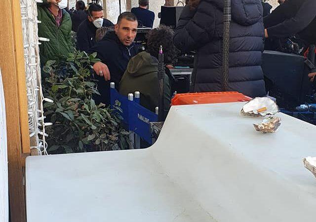 """Roma – Cinecittà, al via le riprese di """"Non sono quello che sono"""" con Edoardo Leo"""
