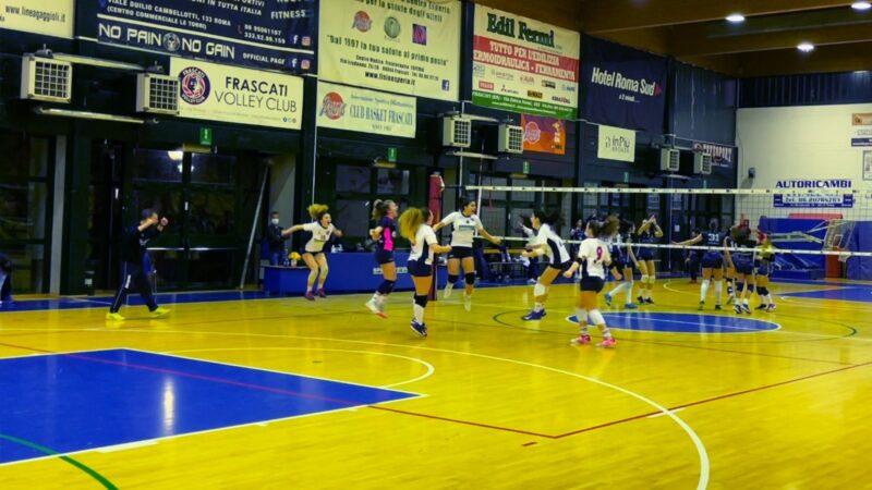 """Volley Club Frascati, l'Under 15 femminile vola in Eccellenza. Romanini: """"Bella soddisfazione"""""""